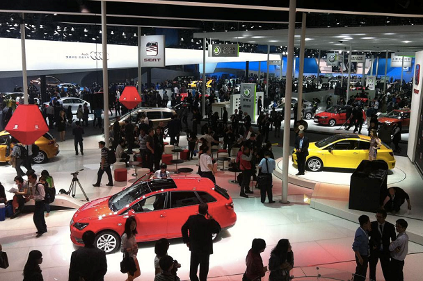 Over 800,000 attendees flocked to the 2016 Beijing International Automotive Exhibition. With China's car ownership rate rocketing, the exhibition has become one of the world's most important.