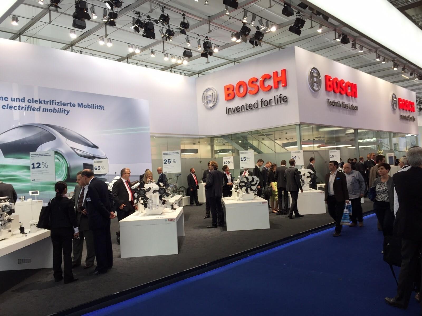 Liase Group Explores 2015 Frankfurt Motor Show Iaa