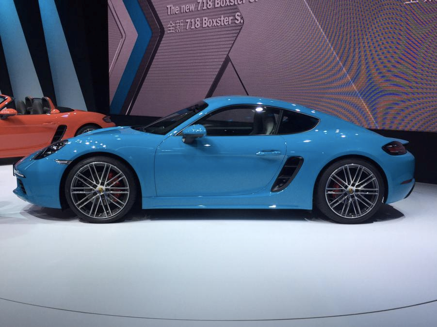 The Porsche Cayman 718 sports is an all-new sports car offering better fuel-for-power efficiency.
