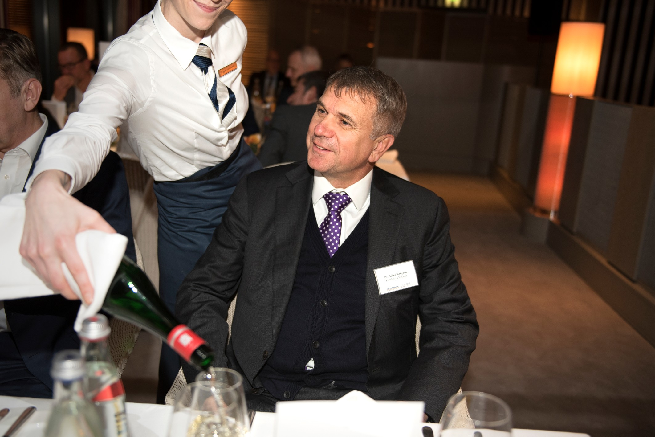 Zeljko Matijevic, CEO of Kromberg & Schubert GmbH.