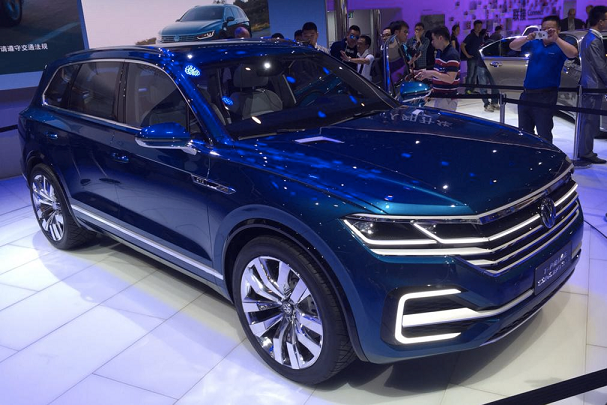 Volkswagen released its reboot of the Touareg SUV, the T-Prime plug-in hybrid. Volkswagen is trying to turn the page on its diesel scandal with major investments in fuel efficiency.