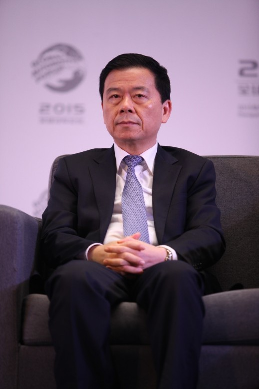 Zeng Qinghong, General Manager of the GAC Group.