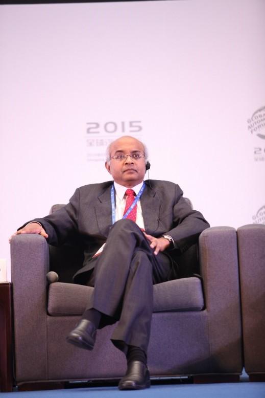 Dr. Venkataramani Sumantran, Chairman, Celeris Technologies.