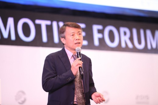 Jack Cheng, CEO of Magneti Marelli China, Vice President of FCA APAC, Chairman of Fiat Automotive Finance Co., Ltd.,