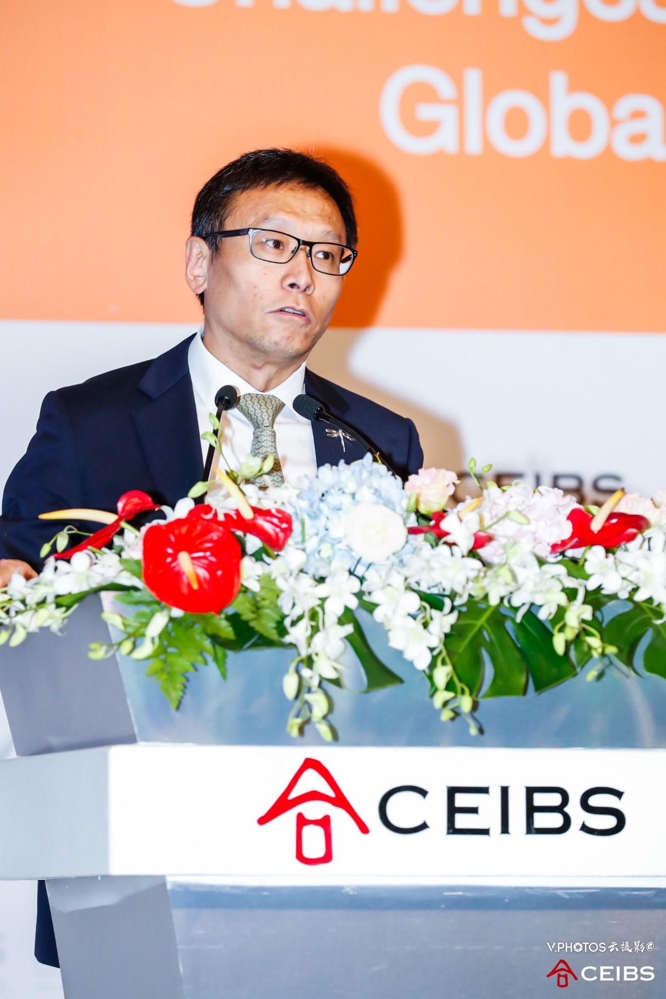 Mr. Lu Qun, Chairman, Beijing CH-Auto; Chairman, Qiantu Motor