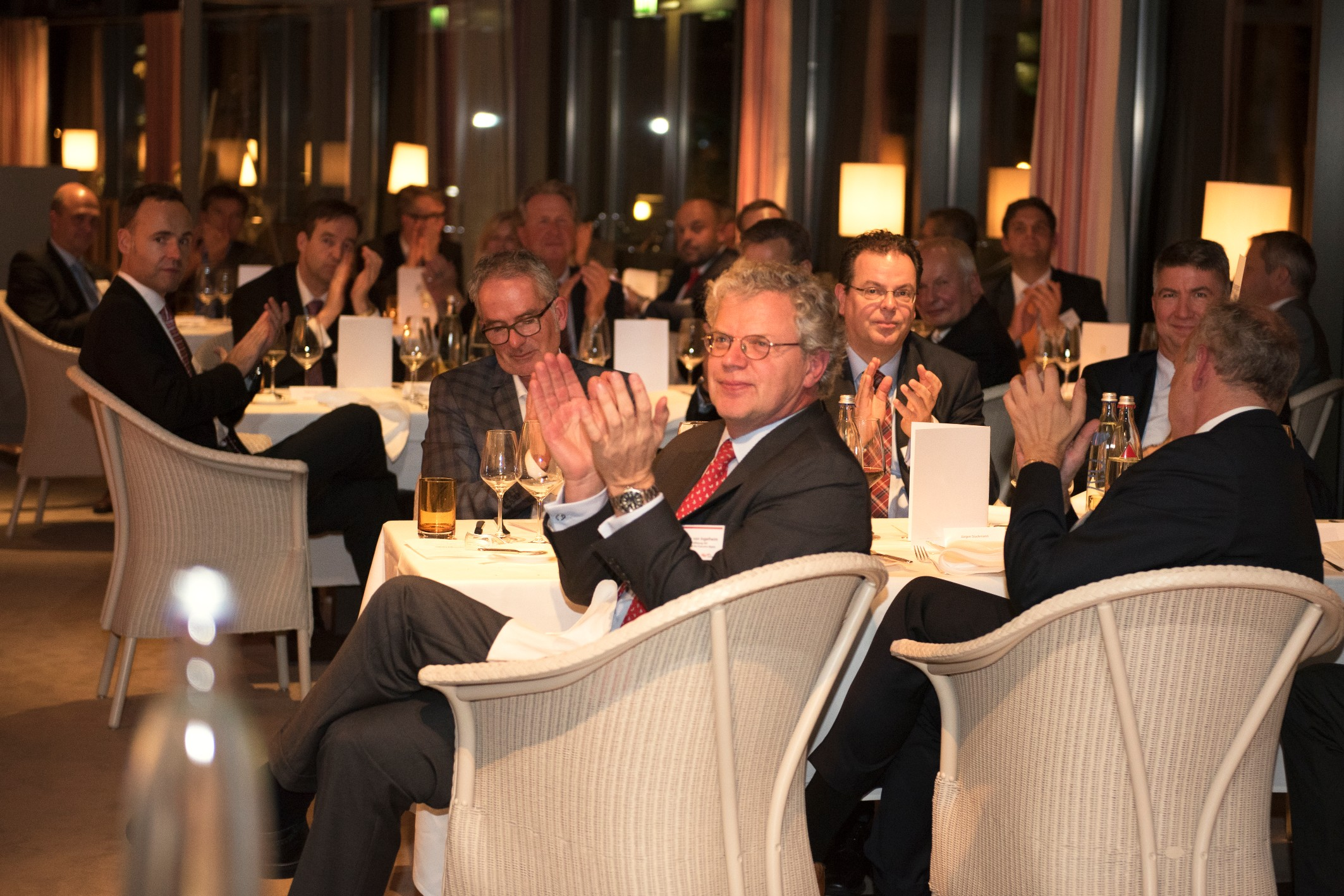 An evening to enjoy and share thoughts about the future of automotive digitalization.