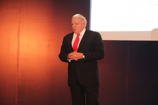 JFP Holdings, Chairman, Jack Perkowski during his presentation at the 2015 GAF.