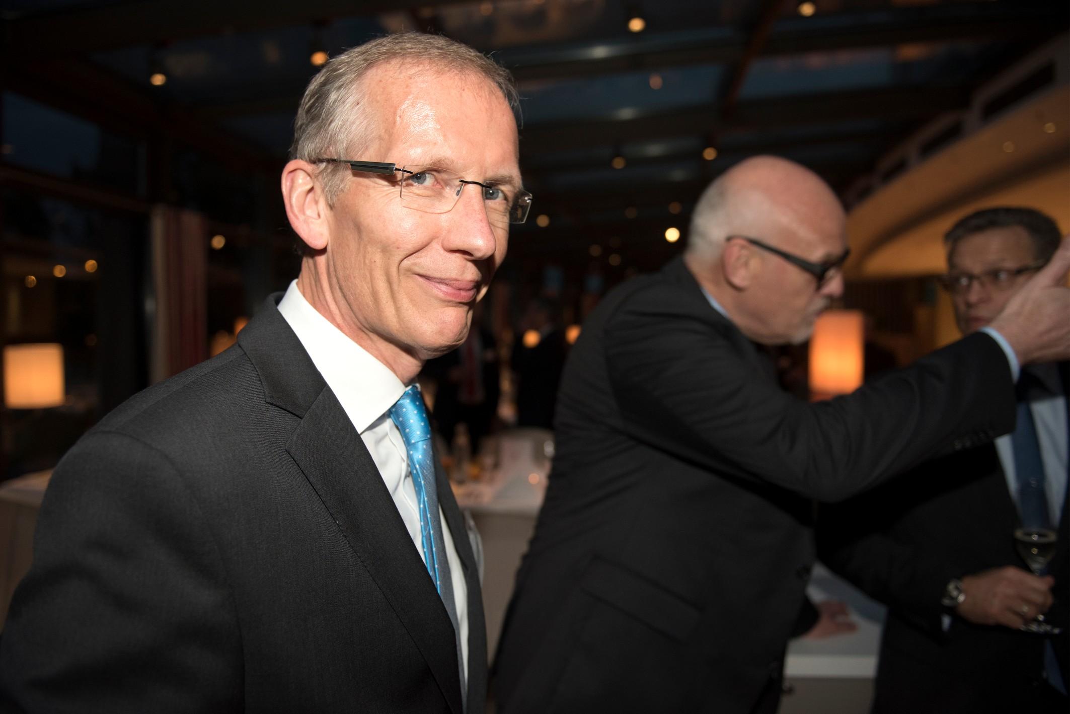 Karsten Kroos, CEO of ThyssenKrupp AG.
