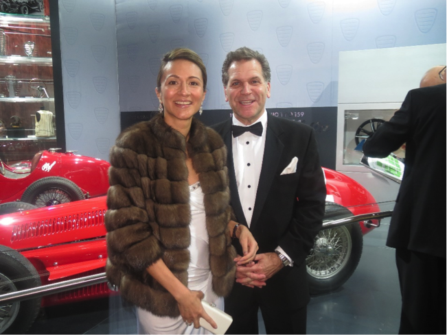 Liase Group Attends 2015 Naias Amp Black Tie Gala